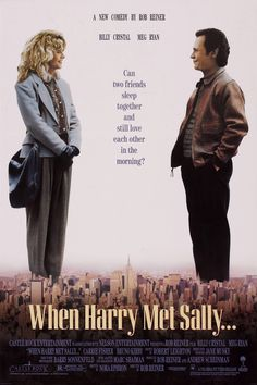 When Harry Met Sally... [after Sally fakes orgasm in a deli]  Older Woman Customer: [to waiter] I'll have what she's having.