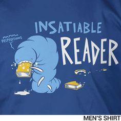 Insatiable Reader