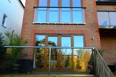 Photo Competition - Glass Balustrade & Juliet Balcony http://www.balconette.co.uk/