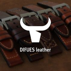DIFUES leather - Handmade watch straps