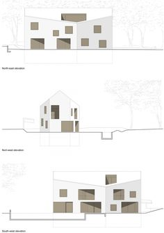 Two in One House / Clavienrossier Architectes