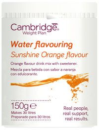 "250SO - Sunshine Orange Drink Mix - ""The Consultant Online Order System"""
