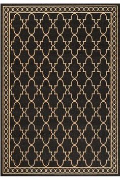 "Terrace Rug - Outdoor Rugs - Synthetic Rugs - Rugs | HomeDecorators.com. 3'9"" x 5'5"" in Sand for mudroom?"