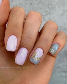 #Followme #BurgundyColors 💛 10+ Trendy Nail Art For Short Nails For Beginners To Do At Home Without Tools In Quarantine 💚💙💜 #Click Ideas Of short nails design short nails 2020 short nails manicure short nails coffin short nailsnatural nail art for very short nails nail art for long nails nail polish design in home nail art 101 com tutorial