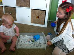 sensory activities for baby
