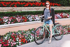 Sunday Bike Ride | Sea of Shoes