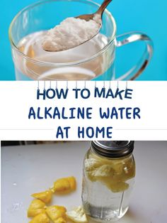 how to make your water more alkaline