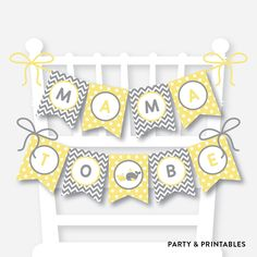 Yellow Whale Chai... http://partyandprintables.com/products/yellow-whale-chair-banner-baby-shower-banner-non-personalized-instant-download-sbs-53?utm_campaign=social_autopilot&utm_source=pin&utm_medium=pin #partyprintables #birthdayinvitation #partysupplies #partydecor #kidsbirthday #babyshower