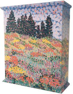 Joseph M Dunn, Riering Medicine cabinet on ArtStack #joseph-m-dunn #art