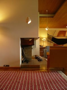 Maison Louis Carré, Bazoches-sur-Guyonne, France, 1959 | Alvar Aalto