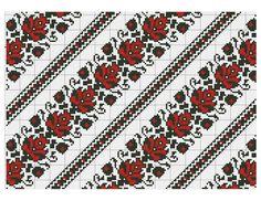 traditionelle ukrainische Kleidung Cross Stitch Sampler Patterns, Cross Stitch Samplers, Cross Stitching, Cross Stitch Embroidery, Hand Embroidery, Hobbies And Crafts, Diy And Crafts, Magic Hands, Folk Fashion