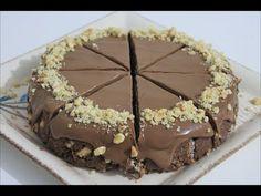Sadece 3 Malzeme İle Pasta Yaptığınıza Kimse İNANMAYACAK!!! Dünyanın EN KOLAY Pastası ✶ - YouTube Food Cakes, Mousse, Tart, Cake Recipes, Desserts, Youtube, Turkish Recipes, Cakes, Tailgate Desserts