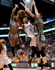 Oklahoma City Thunder vs. Phoenix Suns - Photos - February 26, 2015 - ESPN