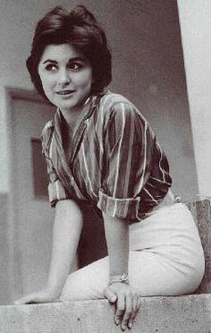 PinkyTuota: SOAD HOSNY ... ARABIC FASHIONISTA OF 50's 60's Style