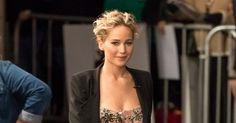 The world's highest paid actress brings a sophisticated spin to bedroom dressing.