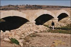 Puente sumergido en el Pantano de Guadalix (Pedrezuela..)