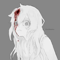 Bloody/ Abused anime Kagerou Project