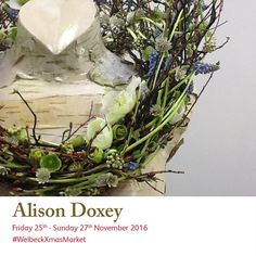 Master Alison Doxey will be opening her doors to visitors during Visit 25 November Christmas Art, Christmas Shopping, Art Market, Studios, November, Presents, Doors, Traditional, Gallery