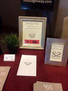 #massagesway American Lung Association, Massage, Massage Therapy