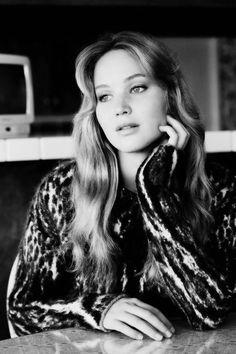 Jennifer Lawrence by Alasdair McLellan, 2012