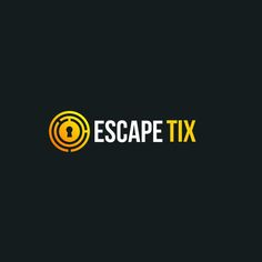 Create an intense logo for EscapeTix! by Sam!