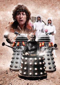 4th Doctor, Destiny of The Daleks