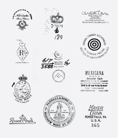 1000 Images About Makers Marks On Pinterest Pottery Marks Antique Pottery And Makers Mark