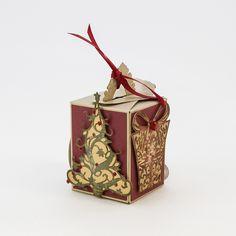 Rococo Christmas Tree Die – Item 78e | Tonic Studios Ltd