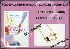Balaio de Livros: Sorteio Lúmen Editorial + Loja Las Muchachas
