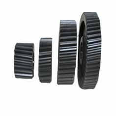 Helical Gears : Helical Gears Manufacturers and Exporters in Bangalore. We offer a wide range of Helical Gears that includes Double helical gears, Cross helical gears and Herringbone gears. These gears comes with international quality standard features. The cost effective and hardwearing gears find applications in automotive industry blowers, feeders, mining industry, mixers and agitators. Advance Transmissions, India.  - See more at: http://www.transmissiongearbox.com