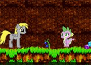 MLP Pony Platform Game