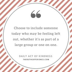 Daily Act of Kindness Feeling Left Out, How Are You Feeling, Being Left Out Quotes, Quotable Quotes, Qoutes, Abuse Quotes, Spiritual Needs, Outing Quotes, Little Things Quotes