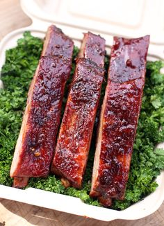 Competition Ribs turn in box