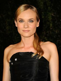 Diane Kruger nails the natural lip here, playing up her beauty with a pretty pout that won't stain a wine glass or a cute guy's cheek.Copy the Look: A sheer peach lipstick or gloss is a perfect compliment to a natural makeup look. Plus, it's flattering on every skin tone and gives the lip definition without looking overly made up. It warms the skin and looks youthful and fresh. Find a tube you love and never leave home without it this spring. Getty Images -Cosmopolitan.com