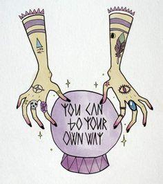 Transformar para outra coisa.. uma mão segurando uma vassoura ou livro, pois ja tenho mãos segurando bola de cristal.