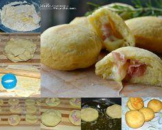 Bombe salate ricetta veloce senza lievitazione, facilissime, golose, morbide dentro e croccanti fuori, con un ripieno goloso, ottime per feste e buffet