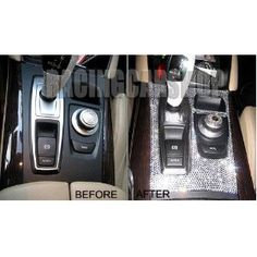 2007-2010 NISSAN SENTRA INTERIOR EXTERIOR ICED OUT CRYSTAL BLING DIAMONDS 2008 2009 07 08 09 10