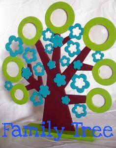 L'albero dei gufetti