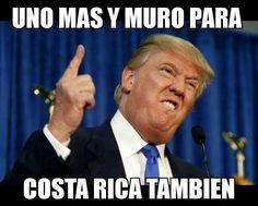 Sin comentarios, no hacen falta las palabras cuando sobran los goles. Costa Rica aplastó esta noche 4 a goles a 0 a Estados Unidos en el camino a Rusia 2018. Y de inmediato aparecieron los tradicionales memes, esta vez muy enfocados al recién electo presidente republicano Donald Trump. | Crhoy.com
