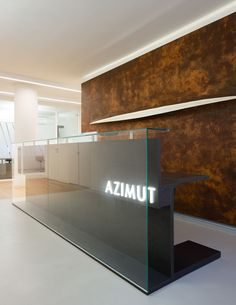 Simone Bossi, Modourbano · AZIMUT Offices in Verona · Divisare