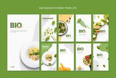 Website Design Tips Anyone Can Understand And Use Brochure Food, Brochure Design, Adobe Photoshop, Instagram Design, Food Instagram, Bio Food, Fb Banner, Instagram Story Template, Social Media Design
