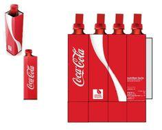 New coke bottle