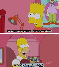 Homer Simpson shares his secret to a long term marriage http://ift.tt/2ifUKsP