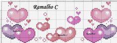16 Ideas for crochet bookmark kids cross stitch Baby Cross Stitch Patterns, Cross Stitch For Kids, Cross Stitch Heart, Crochet Bookmark Pattern, Crochet Bookmarks, Crochet Cross, Cross Stitching, Cross Stitch Embroidery, Bookmarks Kids
