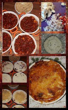 Lekker en leuk!: Mini lasagna met boursin