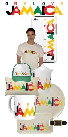 Jamaica Colors Text Design gifts by JunkyDotCom #junkydotcom