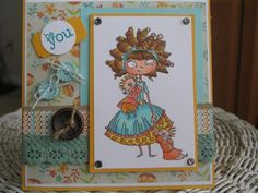 Charlotte by Julene23 - Cards and Paper Crafts at Splitcoaststampers