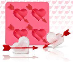 Love Heart Ice Cube Tray