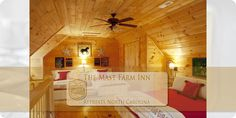 Uncle Earl's Haven is a Large Family Cabin • A new and luxurious all wood two story log cabin home built in 2011, with 1000 square feet, plus an outdoor deck overlooking the woods. Uncle Earl's Haven is a small home the size of a Swiss chalet. • Sleeps 1-6