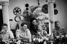 Lisle & Michael | Hacienda Corazon | Mexican Wedding, Riviera Maya, Hacienda Wedding, Beach Wedding, Destination Wedding, Hacienda del Mar, Hacienda Corazon, Puerto Aventuras, Vintage Wedding, Mexico, Photo credit: Lucidum Photography.